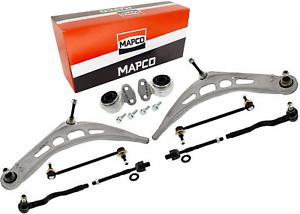 MAPCO HPS VERSTÄRKT QUERLENKER SPURSTANGE KOPPELSTANGE BMW 3er E46 Z4 E85 VORNE