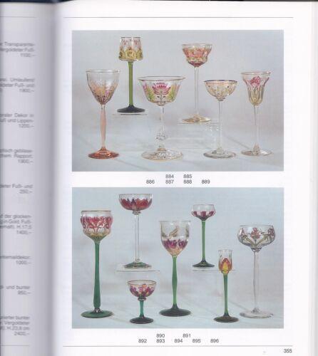 Nr 100 Glas  17.-20.Jhd. 3//97 Fischer HN Katalog:   Spezialversteig