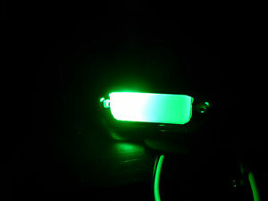 Land-Rover-VW-Bay-Classique-Camping-car-Universel-Eclairage-Habitacle-Verte-LED