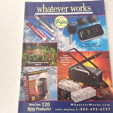 Whatever Works Catalog Garden & Home 051817nonrh2