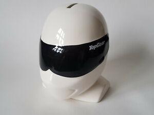 TOP-GEAR-STIG-Helmet-Money-Box-Piggy-Bank-amp-Stopper-BBC-2005-EXCELLENT-CONDITION