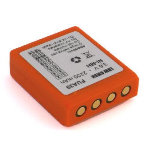 Battery For HBC BA223030 BA223000 3,6 V 2200 MAH Patrol Micron Eco Ilog Keynote