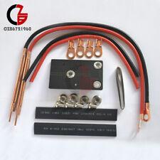 12v Lcd Spot Welder Welding Machine Input Line Welding 90 150a Pcb Circuit Board