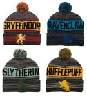 b98f0171e02 Harry Potter Winter Beanie Hats Gryffindor Ravenclaw Hufflepuff Slytherin  Houses