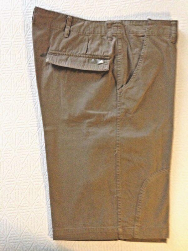 Adidas Pantaloni Corti Bermuda Stile In Cotone Dry Fit Mis.l 52