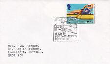 GB 1986 Henley Rowing Regatta Special Handstamp FDC VGC