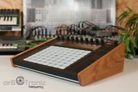 Ableton Push 2 Real wood Side Panel Stand Wooden Side Panel Stand End Cheeks LO