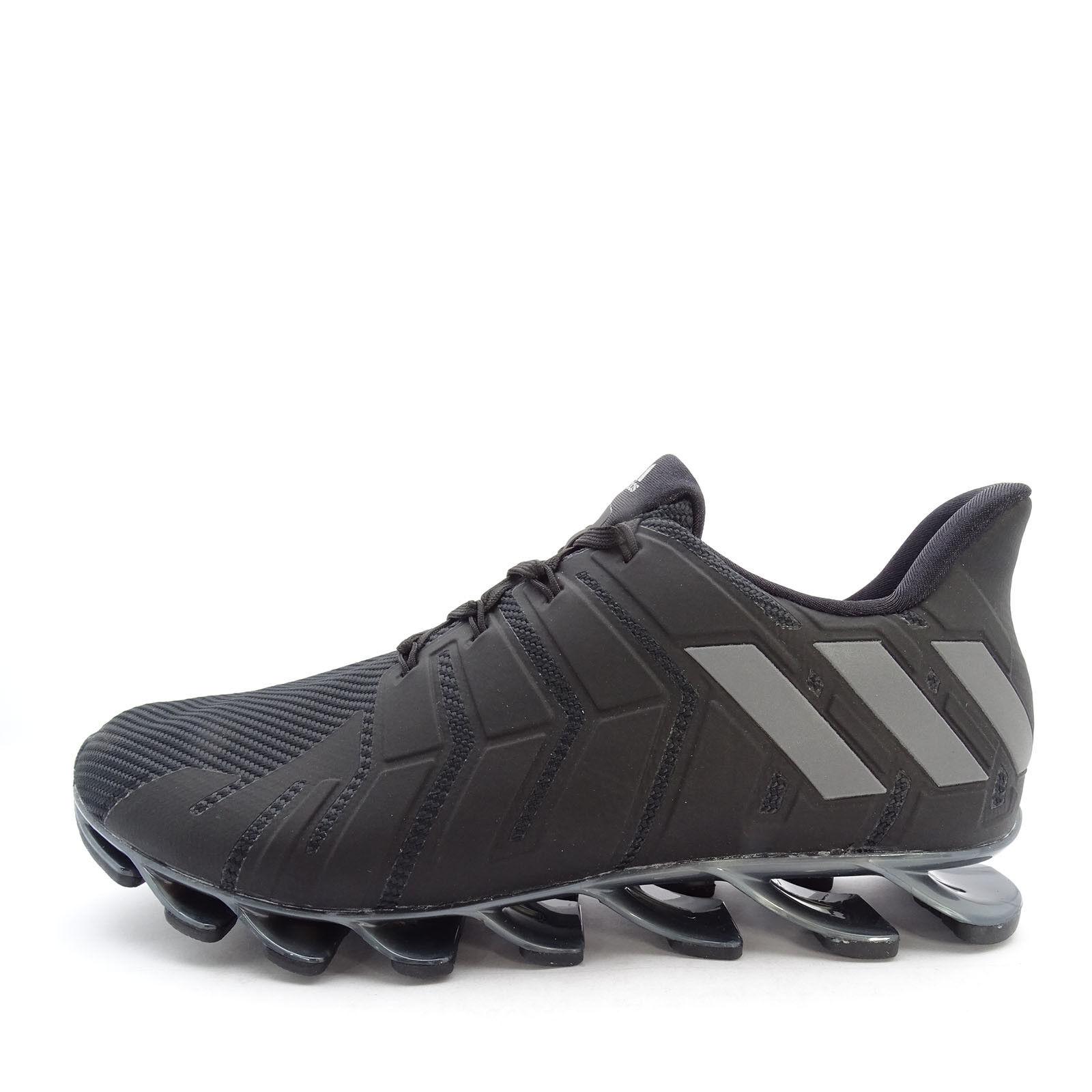 Adidas springblade pro m (b42598] männer metallic laufschuhe aus schwarz / grau metallic männer f0dc01