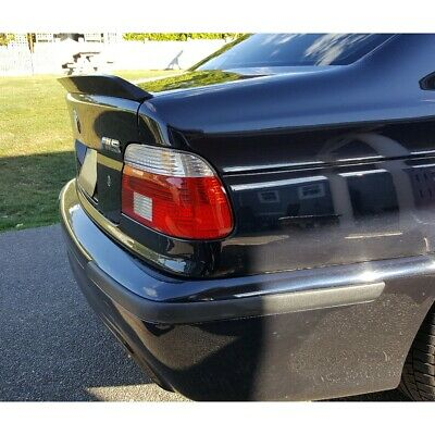 Stock 982 ITL Type Trunk Spoiler Wing For BMW 3-Series E30 1984~86 Sedan Coupe