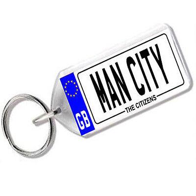 No One is Perfect Keyring Birmingham City F.C