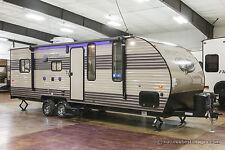 New 2018 22RR Limited Lite Lightweight Toy Hauler Travel Trailer Camper For Sale