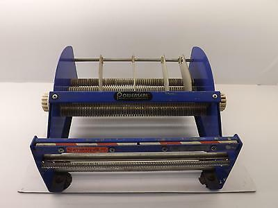 PowerSeal SL-9512 Multi Roll Tape And Label Dispenser Blue T38878