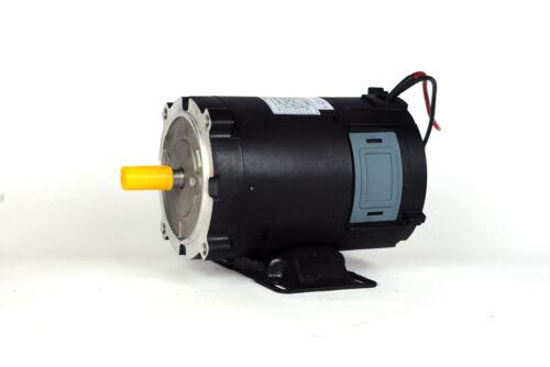 DC Motor Brush-Type 56 Frame ZYT48-01 with 12VDC 1//4HP 1800RPM TEFC UL 108045