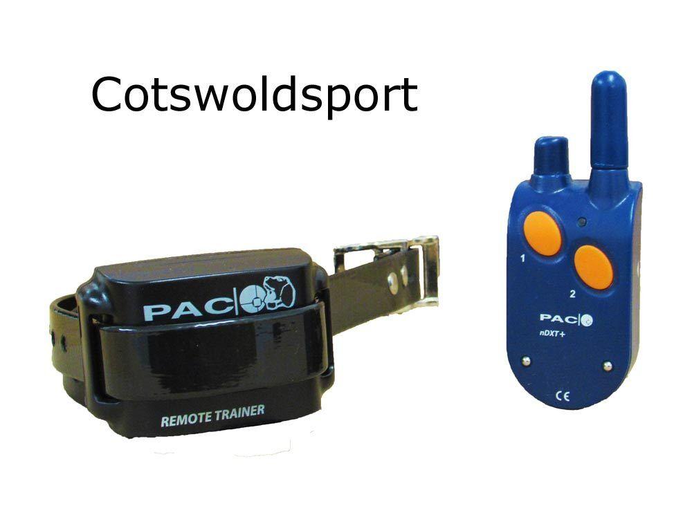 CS PAC ndxt EXC7 lunga durata della batteria vibrazionetono digitale 1 Set per cani