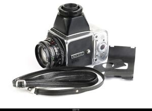 Details about Hasselblad 500CM With Zeiss Lens Planar 2,8/80mm T*