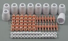 PT-31 LG40 Air Plasma Electrode Tip Cutter Consumables Torch CUT40 CUT50 CT312