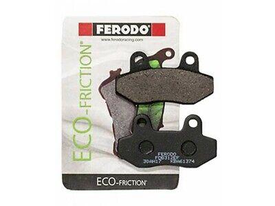225108639 Coppia Pastiglie Freno Ferodo FDB312EF Eco-friction