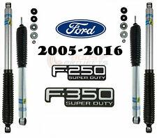Bilstein B8 5100 Front Rear Shocks For 2005-2016 F-250 / F-350 Super Duty Trucks