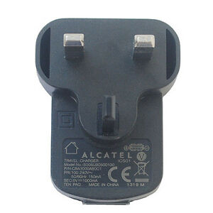 100-Genuine-ALCATEL-Y800-5V-1000mA-USB-Travel-Charger-Adapter-Charging-head