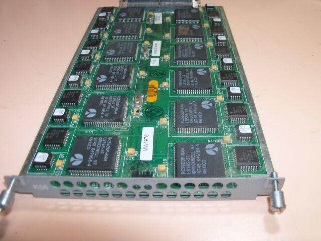 Cisco AS52-12-M-56K MCOM V.90 56K 12-port modem Carrier Module for the AS5200