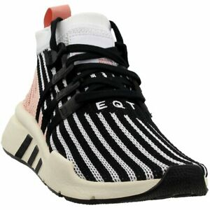 adidas-EQT-Support-Mid-ADV-Primeknit-Sneakers-Black-White-Mens