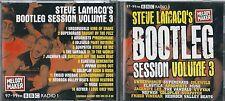 CD -   VARIOUS – STEVE LAMACQ'S BOOTLEG SESSION VOLUME 3       ( 300 )