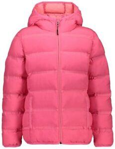 CMP Girls Gilet Imbottito Con Cappuccio Vest