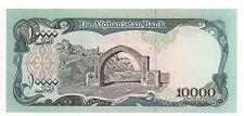 BANCONOTA MEDIO ORIENTE 10000 AFGHANIS  DA AFGHANISTAN BANK FDS UNC (7)