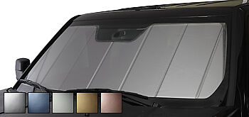Covercraft UV11545SV Silver Windshield Shade