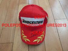 Danny Kent Signed Signed Bridgestone Podium Hat Cap Leopard Racing MotoGP Proof