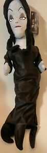 New-2019-The-Addams-Family-Morticia-Addams-Singing-13-034-Plush-Doll-New-With-Tags