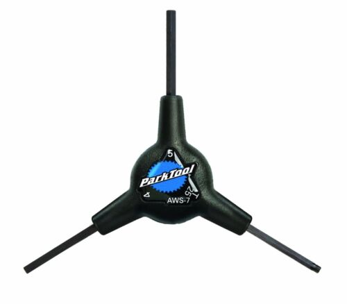 Park Tool AWS-7 Allen Wrench 4-5mm/T25 Y