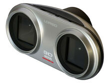 LOREO 3-D STEREO LENS Olympus Panasonic Take 3-D Pictures with Micro 4:3 Camera