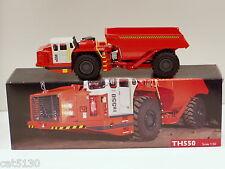 Sandvik TH550 Dump Truck - 1/50 - Conrad #2729.02 - MIB