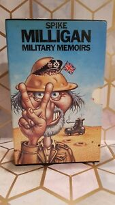 Spike-Milligan-039-s-Military-Memoirs-Four-Paperback-Books-Set-Penguin-Vintage-TBLO