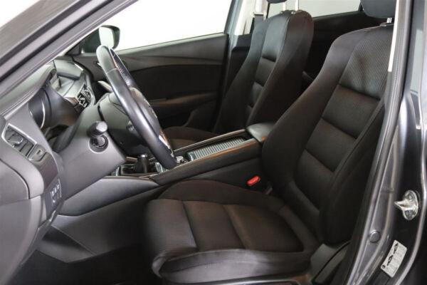 Mazda 6 2,0 SkyActiv-G 165 Vision stc. billede 5