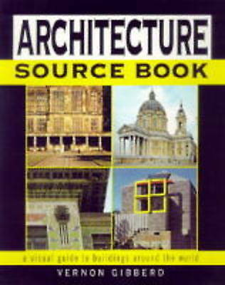 """VERY GOOD"" Gibberd, Vernon, Architecture Source Book, Book"