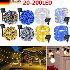 10m-50m LED Lichterkette Schlauch Weihnachtsbaum Deko Innen//Außen Xmas Party DE
