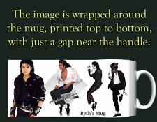 Michael Jackson - Personalised Mug / Cup