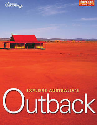 1 of 1 - Explore Australia's Outback by Australian Geographic