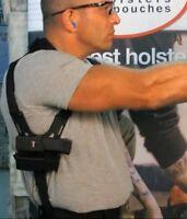 Taurus Pt 845 24/7 Pt940 Fobus Concealed Shoulder Harness + 2 Magazine Holster