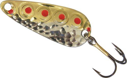 Oldstream Blinker 4cm 5g Forellenköder /& Hechtblinker zum Spinnangeln