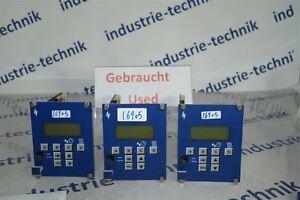 Wurm-Frigolink-HKS001-Hauptmodul-Controle-Operation-Systemes-de-Refrigeration