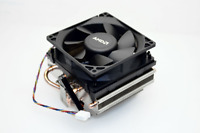 Amd Silent Cooler Without Led Light Socket Fm2/fm1/am3/am2+/am2/1207/939/940/754