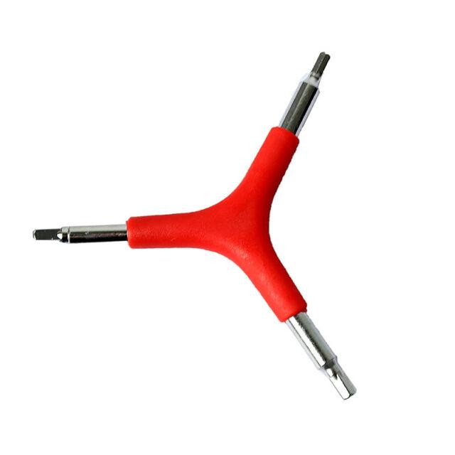 Meistverkaufte 3-Wege Inbusschlüssel Inbusschlüssel Werkzeugsatz 4 5 6 mm  RDQ