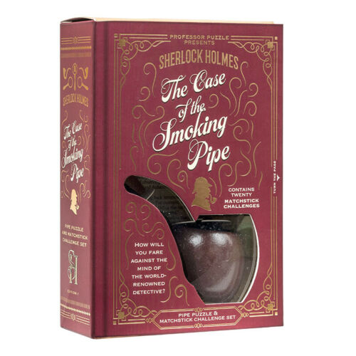 Sherlock Holmes l/'affaire du Tabac Pipe by Professor Puzzle