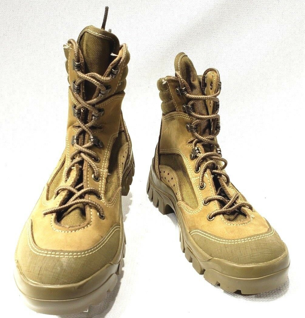 Bates Hot Weather Combat Hiker Rat Boots E03612A New Without Box Size 4 W