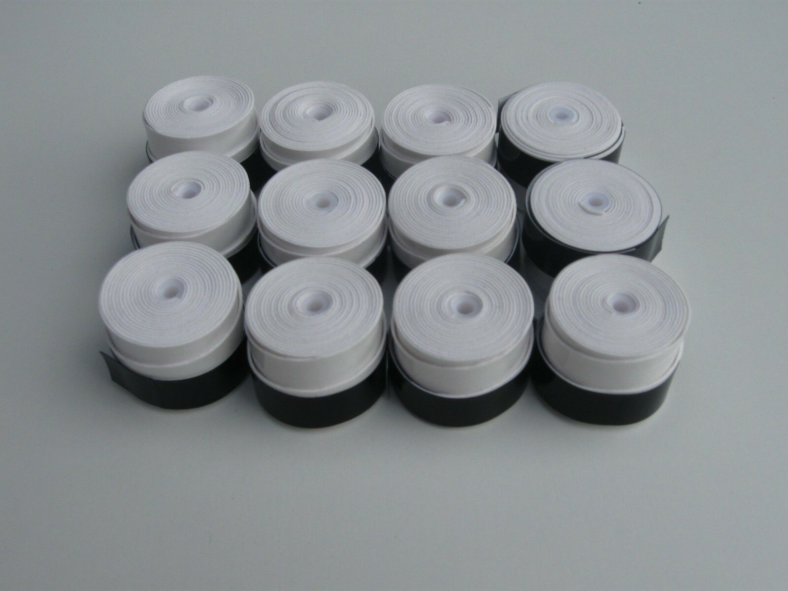 PLAYER SPECIAL EDITION OVERGRIPS - WHITE- BULK PURCHASE 60 Units
