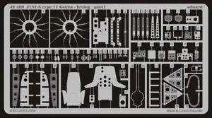 "Eduard 1//48 Nakajima J1N1-S type 11 Gekko /""Irving/"" # 48480"