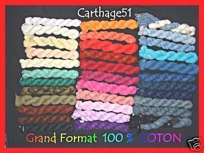 au choix:40 couleurs écharpe lot 2 CHECHES coton